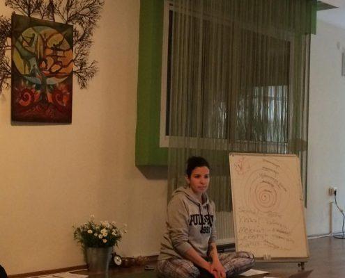 Burcu pehlivan ile ileri seviye yoga