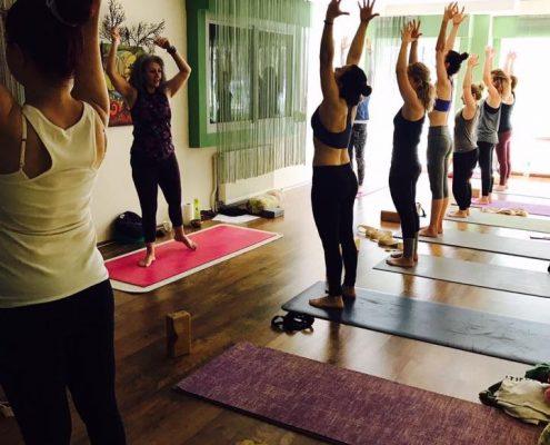 yoga eğitim