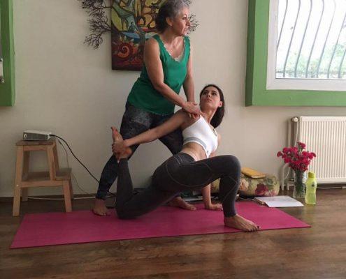 karşıyaka yoga kursu