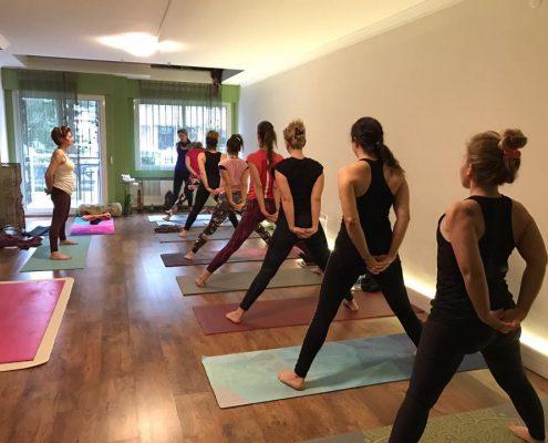 yoga eğitmenlik
