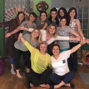 izmir karuna yoga hamile yogası