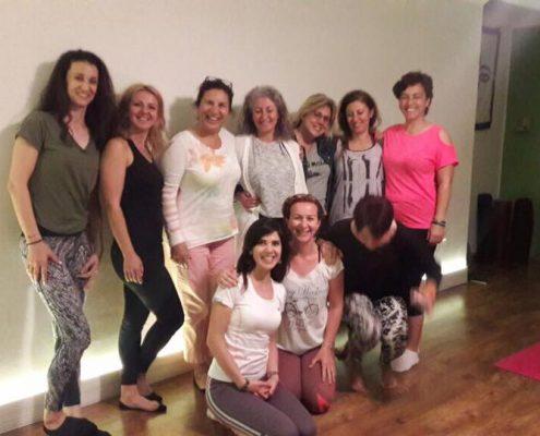 Neslihan İskit ile Yoga Nidra Egitimi karşıyaka yoga