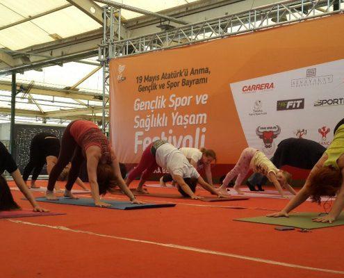 Gençlik, Spor ve Sağlıklı Yaşam Festivali izmir