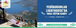 Yediburunlar Lighthouseda Yoga kampı 300x111 - Yediburunlar Lighthouse'da Yoga Tatili