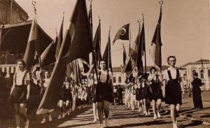 29 ekim cumhuriyet bayramı izmir