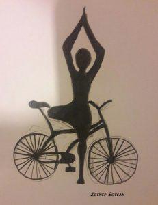 bisiklet 2 231x300 - Yoga ve Bisiklet