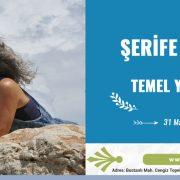 erife Karahançer ile Temel Yoga Eğitimi subat 2018 180x180 - Ana Sayfa