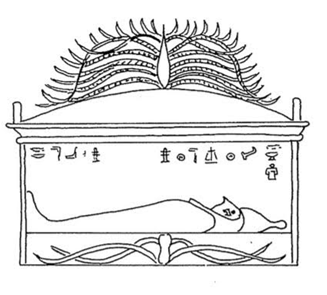 diriltme tanrısı Osiris