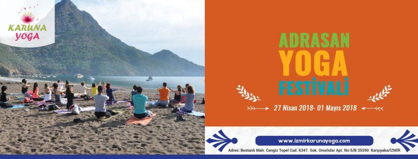 adrasan yoga festivali 2018 845x321 - Adrasan Yoga Festivali 2018