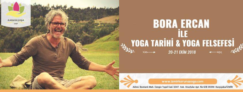 Bora Ercan ile Yoga Tarihi ve Felsefesi 845x321 - Bora Ercan ile Yoga Tarihi ve Felsefesi