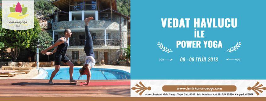 Vedat Havlucu ile Power Yoga 845x321 - Vedat Havlucu ile Power Yoga