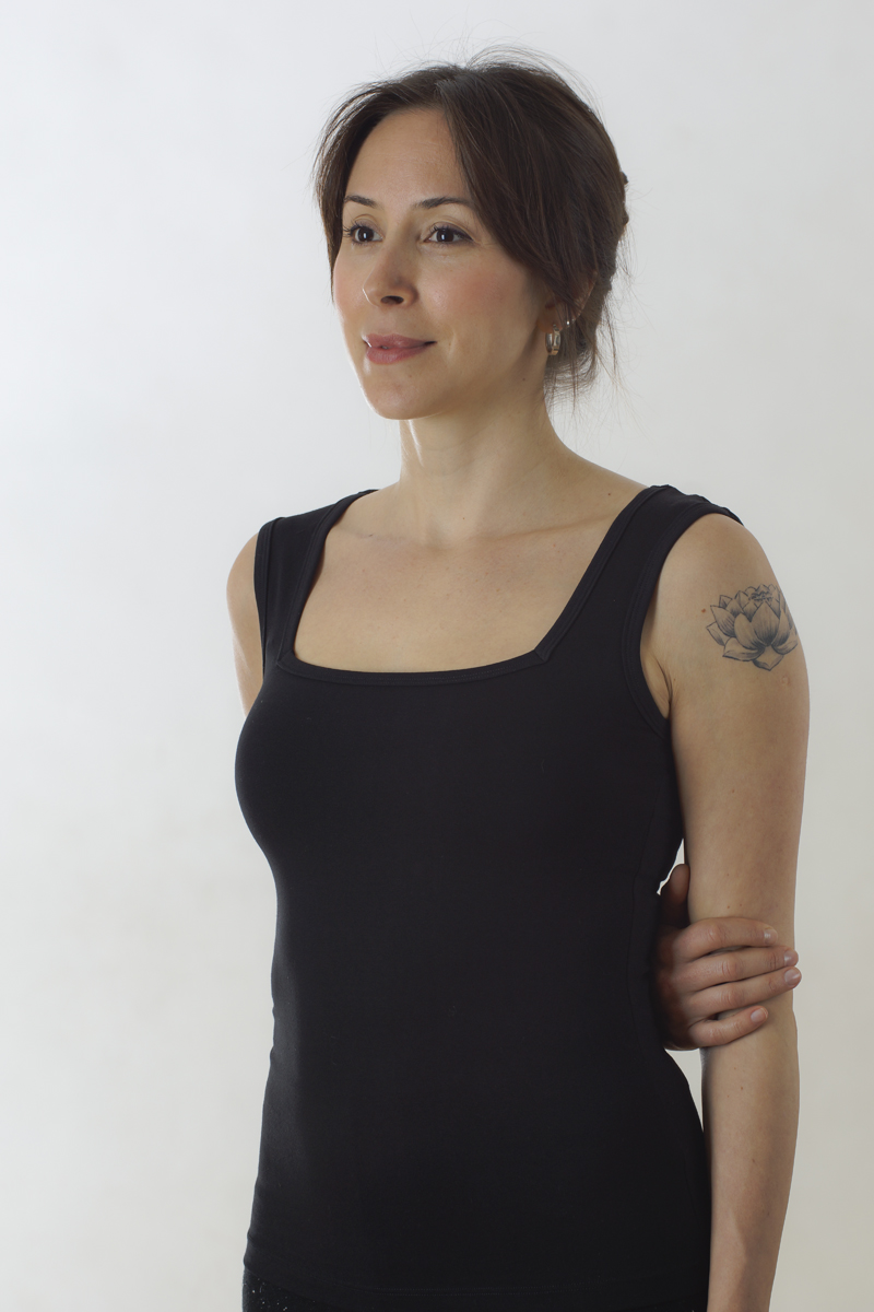 Vriksha Tişört (Yoga Top) Image