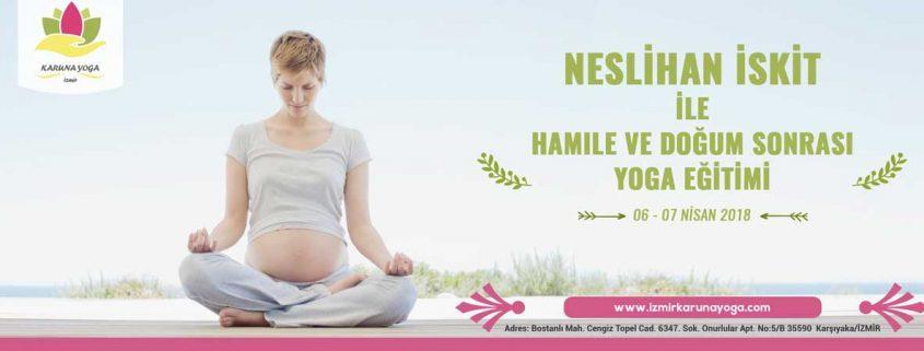 web neslihan iskit ile hamile ve dogum sonrasi yoga egitimi 845x321 - Neslihan İskit ile Hamile ve Doğum Sonrası Yoga Eğitimi