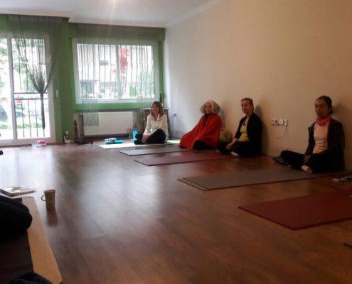 16 2 495x400 - Şerife Karahançer ile Yoga Hocalık Temel Eğitimi Programı 2016