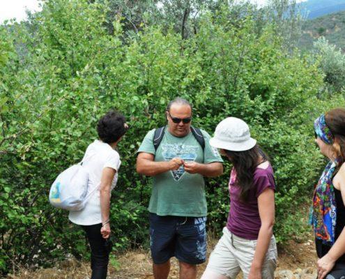 29 495x400 - Şerife Karahançer ile Kaz Dağları Temel Eğitim Kampı