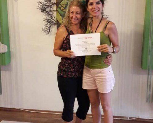 4 7 495x400 - Şerife Karahançer ile Yoga Hocalık Temel Eğitimi Programı 2016