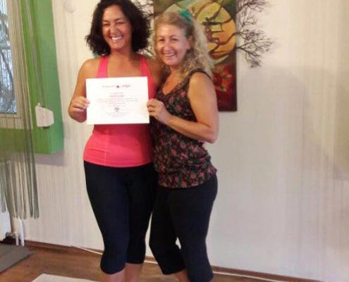 8 6 495x400 - Şerife Karahançer ile Yoga Hocalık Temel Eğitimi Programı 2016