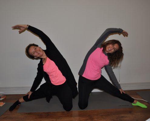 DSC 0089 495x400 - Neslihan İskit ile Çocuk Yogası Eğitimi