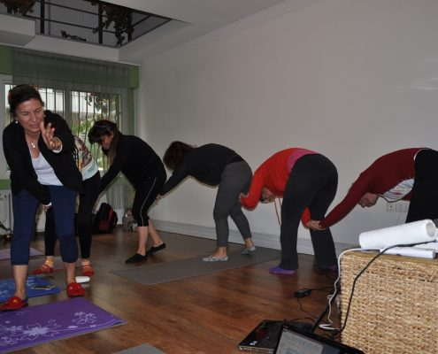 DSC 0107 495x400 - Neslihan İskit ile Çocuk Yogası Eğitimi