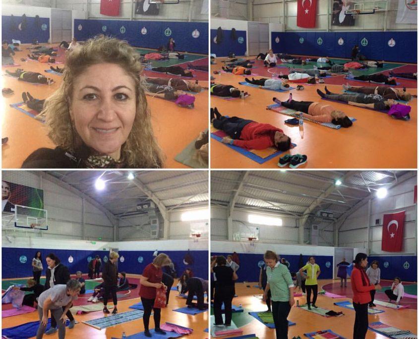 muharrem candaş izmir karuna yoga 845x684 - Muharrem Candaş spor salonundan sevgiler...