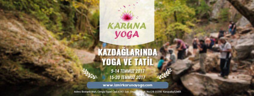 web banner Kazdağlarında kamp 845x321 - Karuna Yoga ile Kazdağlarında Yoga ve Tatil
