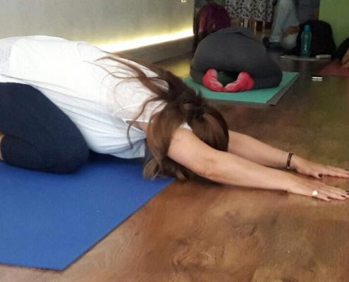 izmir Hamile Yogası Eğitmen Eğitimi