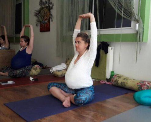 izmirde Hamile Yogası Eğitmen Eğitimi