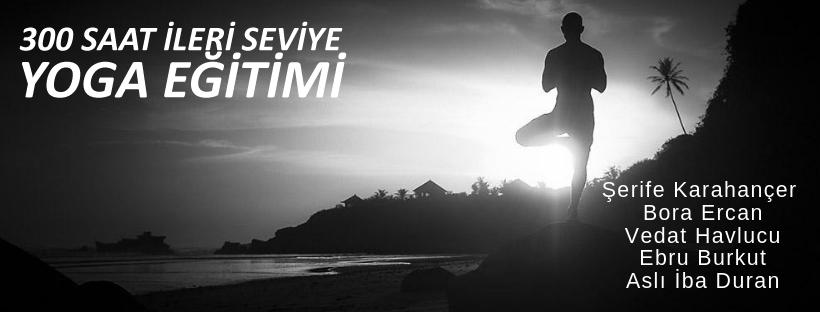 300 saat Yoga ileri seviye uzmanlık programı 1 - 300 Saat İleri Seviye Yoga Eğitimi 2. Dönem