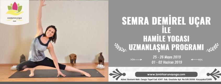 semra demirel ucar ile hamile yogasi uzmanlasma programi 2 845x321 - Semra Demirel Uçar ile Hamile Yogası Uzmanlaşma Programı
