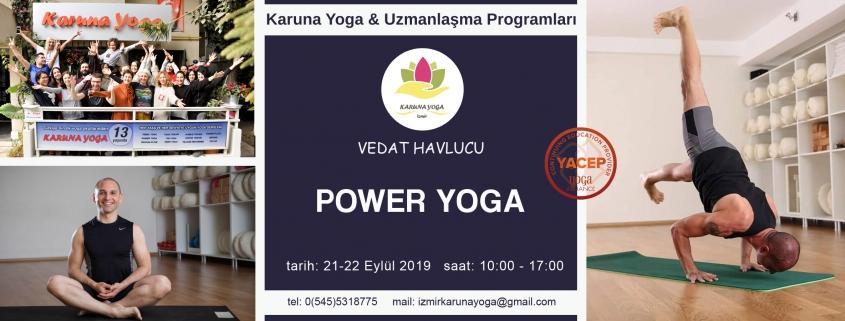 VEDATweb 845x321 - Power Yoga Uzmanlaşma Programı