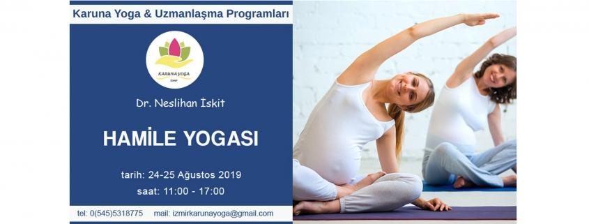 neslixweb 845x321 - Neslihan İskit ile Hamile ve Doğum Sonrası Yoga Kursu