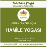 Hamile Yogası eğitimi 180x180 - Blog