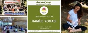 Hamile Yogası eğitimi 300x113 - Semra Demirel Uçar ile Hamile Yogası Uzmanlaşma Programı