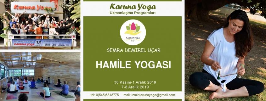 Hamile Yogası eğitimi 845x321 - Semra Demirel Uçar ile Hamile Yogası Uzmanlaşma Programı