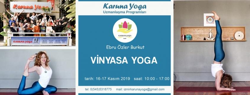 Vinyasa Yoga 845x321 - Ebru Özler Burkut ile Vinyasa Yoga