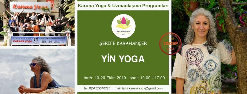 yin yoga 845x321 - Şerife Karahançer ile Yin Yoga