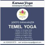 erife Karahançer ile Temel Yoga Uzmanlaşma Programı 180x180 - Ana Sayfa