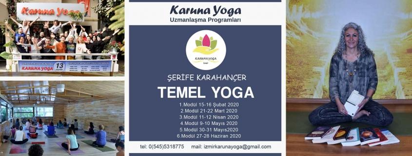erife Karahançer ile Temel Yoga Uzmanlaşma Programı 845x321 - Şerife Karahançer ile Temel Yoga Uzmanlaşma Programı | Şubat 2020