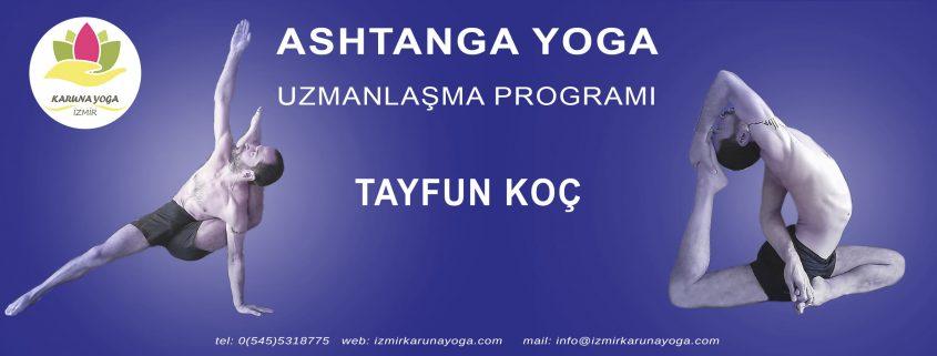 ashtangaweb 845x321 - Tayfun Koç ile Ashtanga Yoga Uzmanlaşma Programı