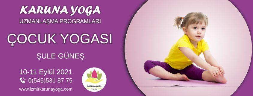 cocukweb 845x321 - Şule Güneş ile Çocuk Yogası Uzmanlaşma Programı